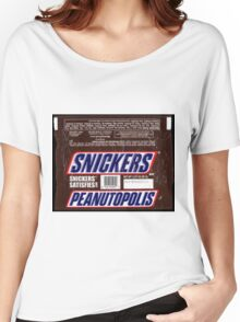 Snickers Women's Relaxed Fit T-Shirt