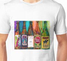 Zombie Dust, Dead Man Ale, Lunch, PlinytheEdler, Centillion Combo Fancy Beer Man Cave Unisex T-Shirt