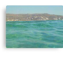 Naxos, Greece Canvas Print