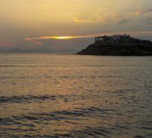 Naxos, Greece Sticker