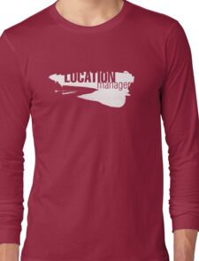 Film Crew. Location Manager II. Long Sleeve T-Shirt