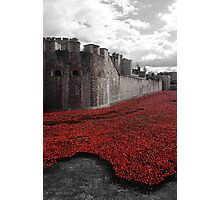 Seas of Red Photographic Print