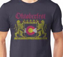 Colorado Oktoberfest Bavaria German Unisex T-Shirt