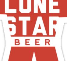 True Detective Lone Star Sticker