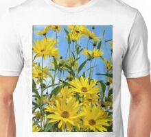 Summer flowers Unisex T-Shirt
