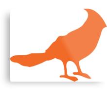 Put a bird on it. Metal Print