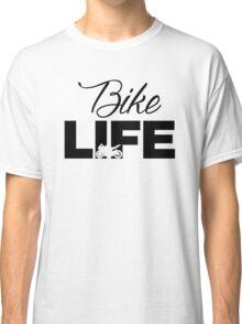 Biker's Life Classic T-Shirt