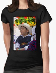 Cuenca Kids 833 Womens Fitted T-Shirt