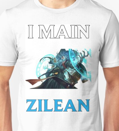 I main Zilean - League of Legends Unisex T-Shirt