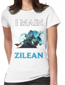 I main Zilean - League of Legends Womens Fitted T-Shirt