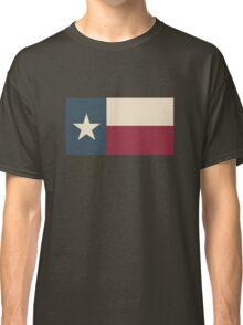 Texas Flag Classic T-Shirt