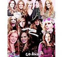 Rebecca Mader Collage Photographic Print