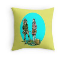 Moonrise Kingdom Throw Pillow