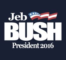 Bush 2016 by Paducah