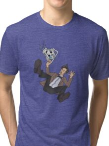 Fall of the Eleventh #3 Tri-blend T-Shirt