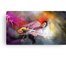 Keith Richards 02 Canvas Print