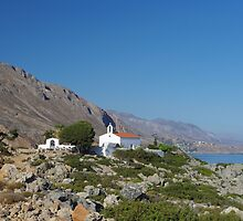 Church on a Cape by Francis Drake