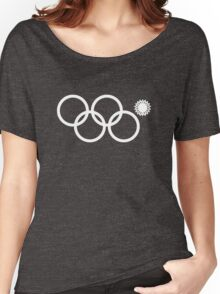 Sochi Ring Fail Women's Relaxed Fit T-Shirt