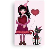 Francis Mary - Valentine Love Metal Print