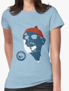 team zissou Womens Fitted T-Shirt