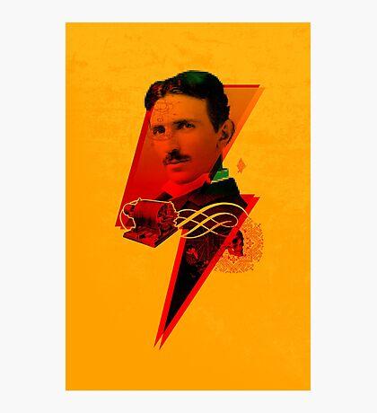 Tesla Photographic Print