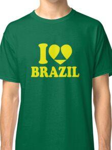I Heart Brazil Classic T-Shirt