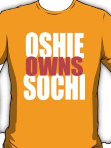 Oshie Owns Sochi T-Shirt