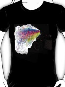 colour photo T-Shirt