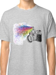 colour photo Classic T-Shirt