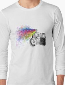 colour photo T-Shirt