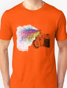 colour photo Unisex T-Shirt