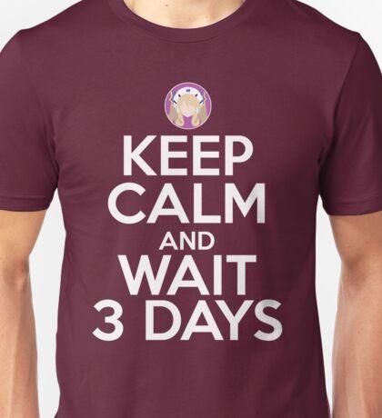 3 Days Unisex T-Shirt