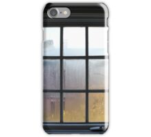 Fall morning, Montpelier Vermont iPhone Case/Skin