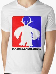 Major League Druid: Boomkin Mens V-Neck T-Shirt