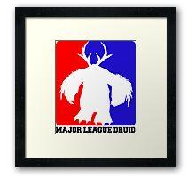 Major League Druid: Boomkin Framed Print