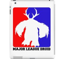 Major League Druid: Boomkin iPad Case/Skin