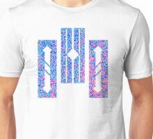 Burning Pixels Unisex T-Shirt