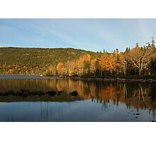Acadia National Park, Maine Photographic Print