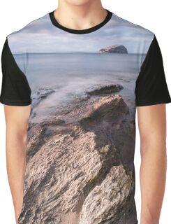 Auldhame Tide Graphic T-Shirt