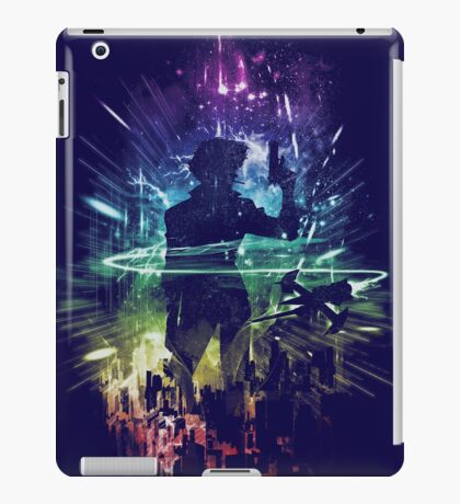 knockin' at heaven's door iPad Case/Skin