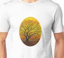 Rural sunset Unisex T-Shirt