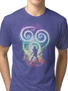 air tribe -rainbow version Tri-blend T-Shirt