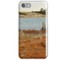 Ogunquit Beach, Maine iPhone Case/Skin