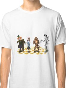 The Wizard of Oz Tim Burton Style Classic T-Shirt