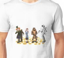 The Wizard of Oz Tim Burton Style Unisex T-Shirt