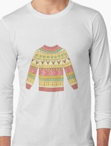 Cute cozy sweater Long Sleeve T-Shirt