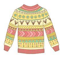 Cute cozy sweater by olarty