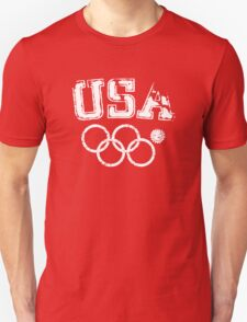 Team USA Sochi T-Shirt