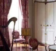 Marie Antoinette's Salon Sticker