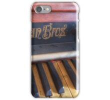 The Sound of Newman  iPhone Case/Skin